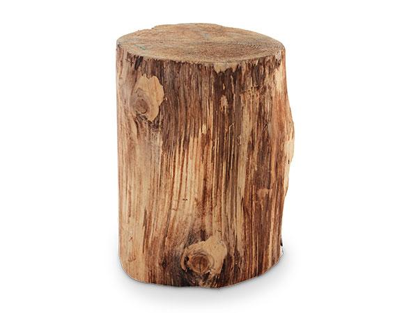 Mushroom and Log Seating