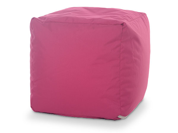 cube seating pink