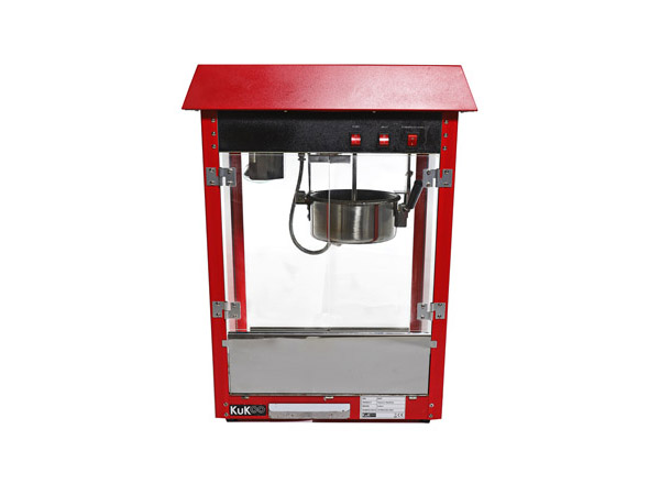Popcorn machine for hire