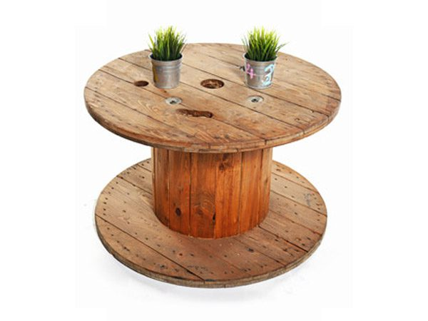 Cable Reel Table Hire