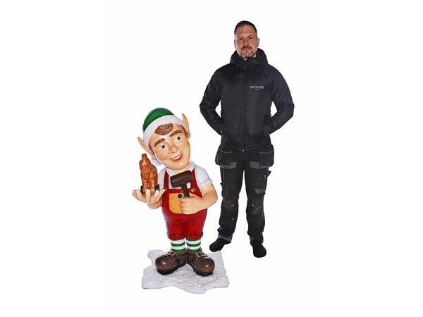 Christmas Dwarf Prop 1