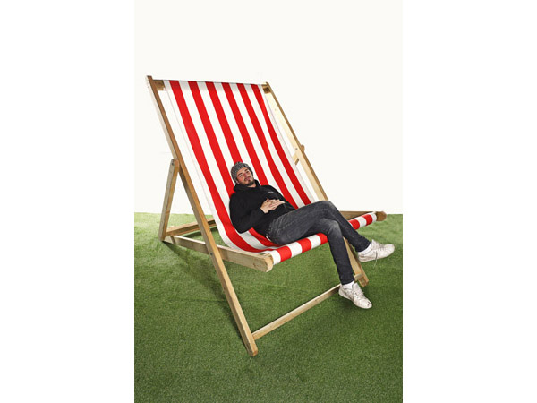Giant Deck Chair ...