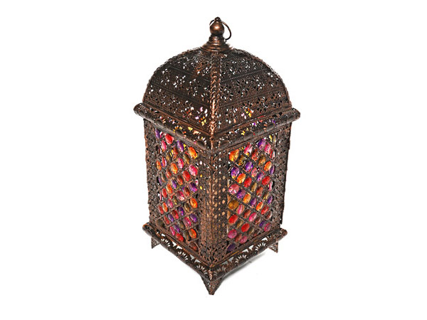 Moroccan Lamp Prop 1