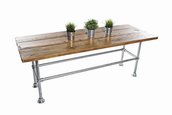 Scaffold Board and Tube Table – Extra Long