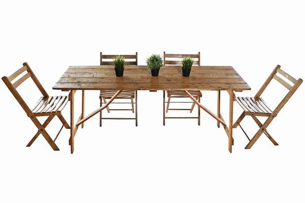 Vintage Trestle Tables