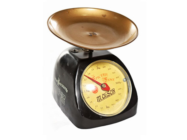 Vintage Weighing Scale Prop