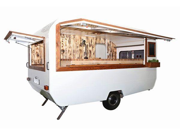 Events Caravan Bar