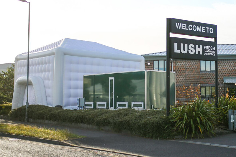 Inflatable Marquee Lush Event