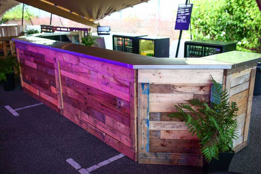 Innovative Pallet Bars