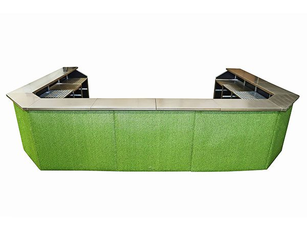 U shaped pallet bar hire