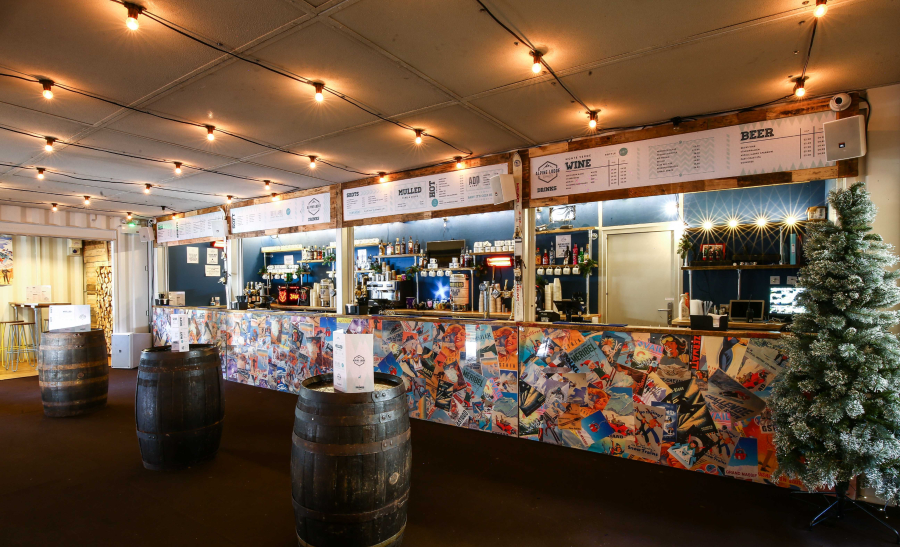 Alpine Lodge Event Bar
