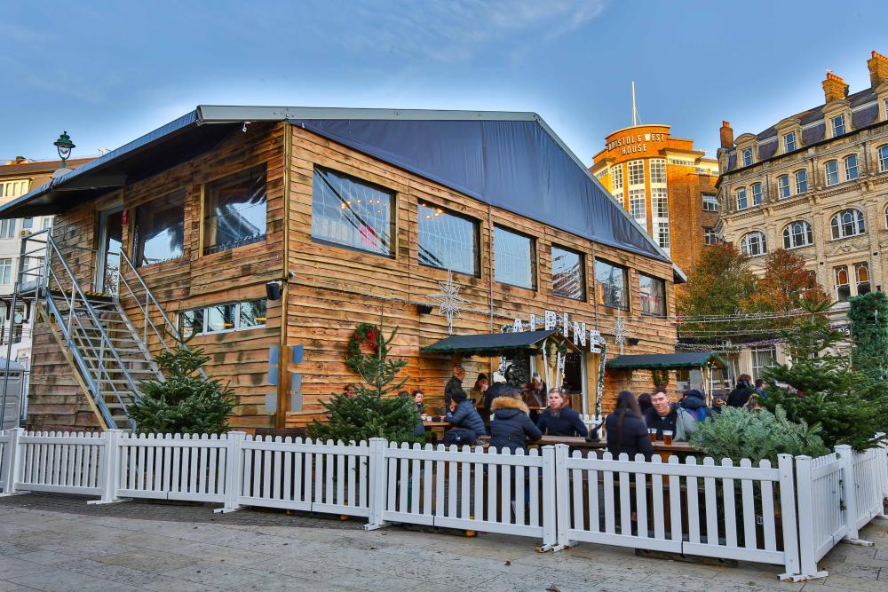 Alpine Lodge Event Hire