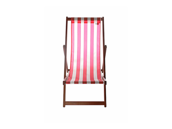 Red Deck Chair For Hire