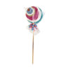 Giant Circular Patterned Lollipop - Small Version 4