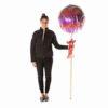 Giant Spherical Lollipop