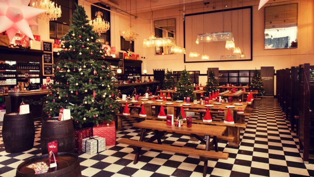Christmas Party Theming Ideas