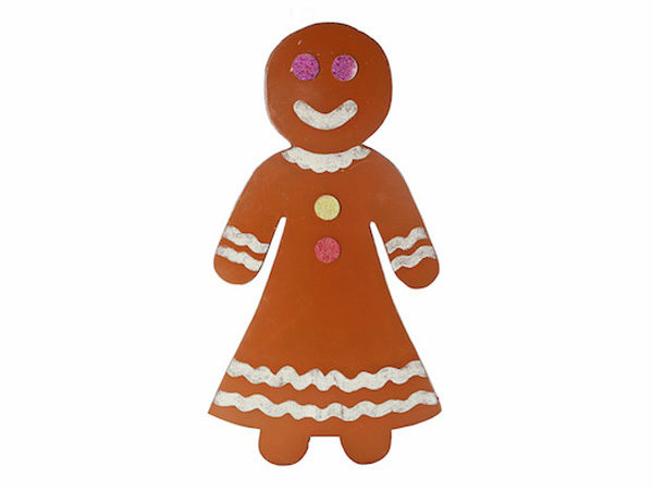 Giant Gingerbread Woman