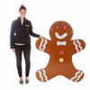 Gingerbread Child For Hire