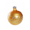 Gold Medium Bauble