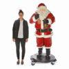 Life Size Santa