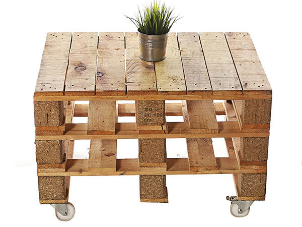 Pallet Coffee Table For Hire