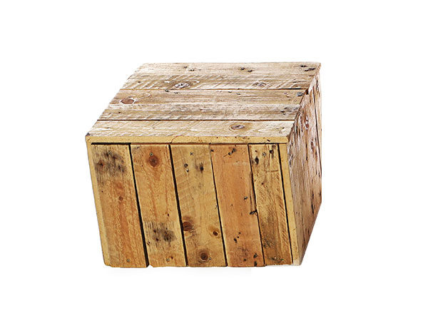Pallet Cube Seating