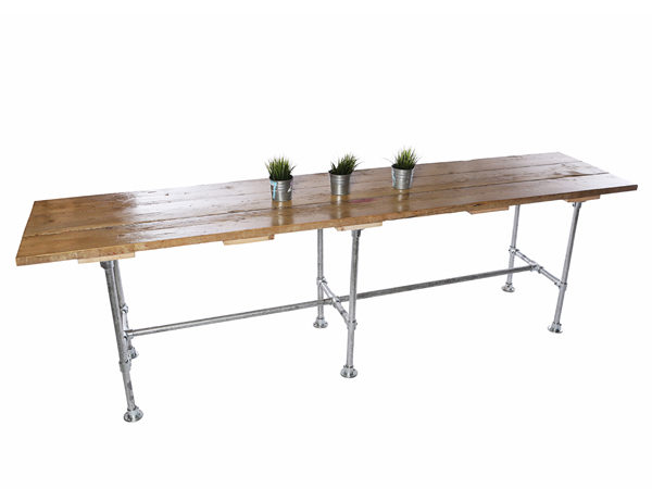 Industrial Scaffold Low Table