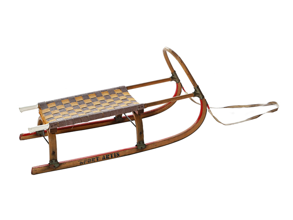 Chequered Sledge