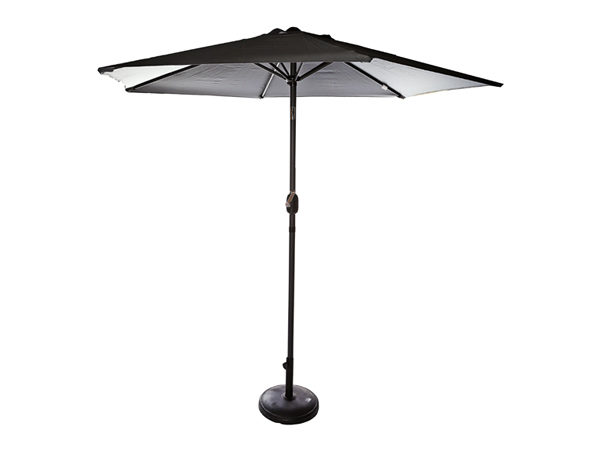 Grey Parasol Rental For Events