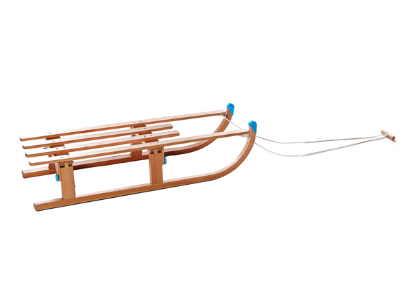 Hire Wooden Sledge for Christmas Party
