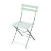Bistro Chair - Mint Green For Hire