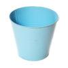 Blue Flower Pot For Event Hire
