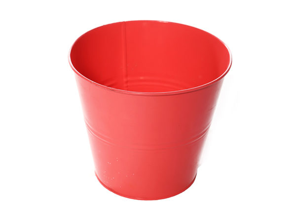 Pink Flower Pot Prop For Hire