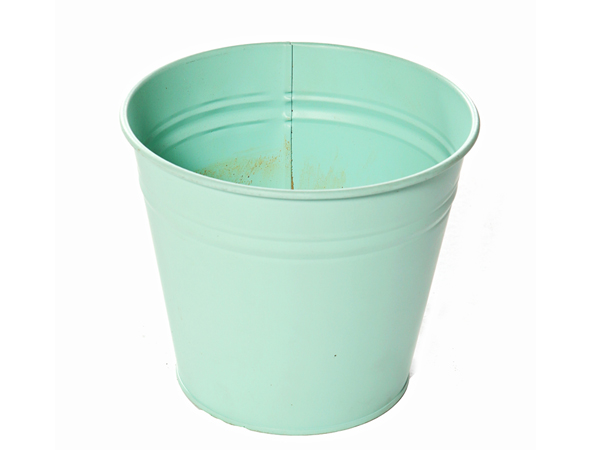 Turquoise Flower Pot For Hire