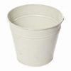 White Flower Pot Prop For Hire
