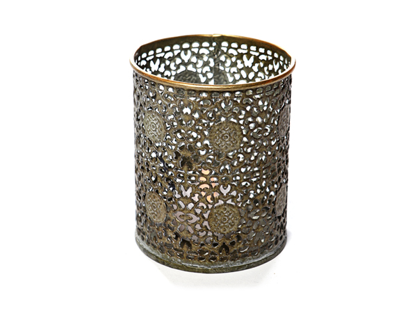 Metal Tea Light Holder