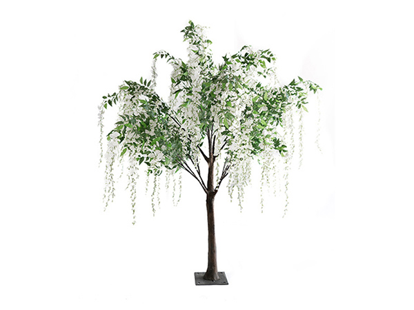 Hanging Wisteria Tree Prop to hire for event