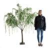 Hanging Wisteria Tree Prop