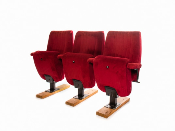 Cinema Seating to hire