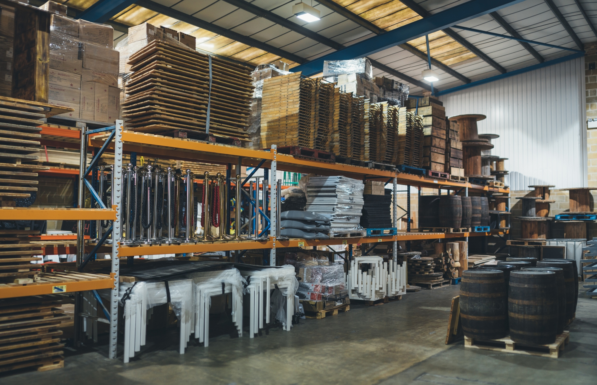 Innovative Hire Warehouse Wide